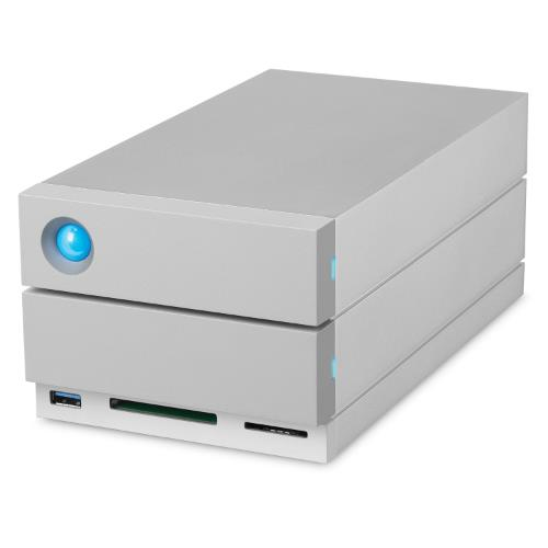 LaCie 8TB 2big Dock TB3 Product Image (Secondary Image 9)