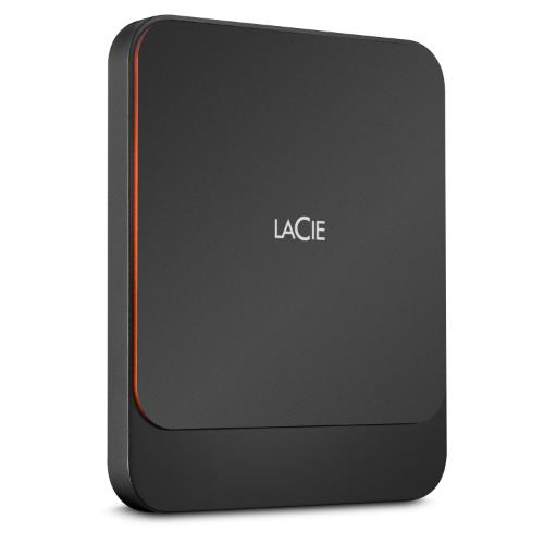 Lacie 2TB Portable SSD USB-C Product Image (Secondary Image 2)