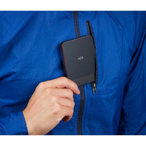 Lacie 2TB Portable SSD USB-C Product Image (Secondary Image 7)