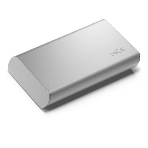 LACIE 500GB PORT SSD USB-C V2 Product Image (Secondary Image 1)