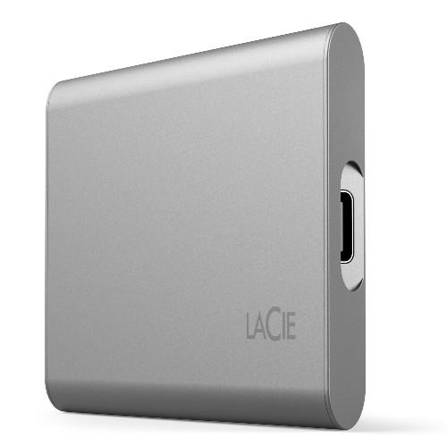 LACIE 500GB PORT SSD USB-C V2 Product Image (Secondary Image 4)