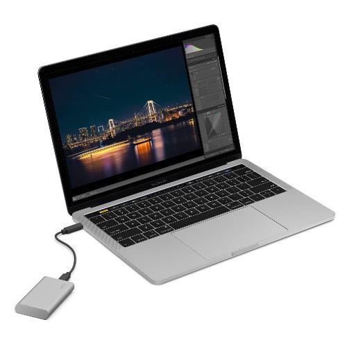 LACIE 500GB PORT SSD USB-C V2 Product Image (Secondary Image 8)