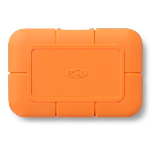 LACIE 500GB RUGGED USB-C SSD Product Image (Secondary Image 1)