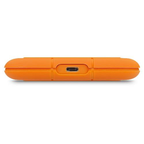LACIE 500GB RUGGED USB-C SSD Product Image (Secondary Image 2)