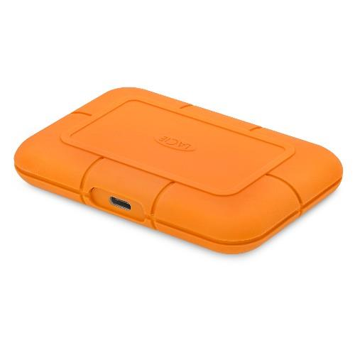 LACIE 500GB RUGGED USB-C SSD Product Image (Secondary Image 3)