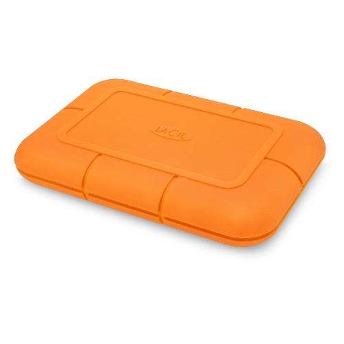LACIE 500GB RUGGED USB-C SSD Product Image (Secondary Image 5)