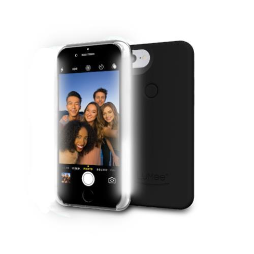 LuMee II iPhone - Black Product Image (Secondary Image 2)