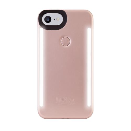 LuMee Duo iPhone - Rose Matte Product Image (Primary)