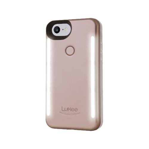 LuMee Duo iPhone - Rose Matte Product Image (Secondary Image 1)