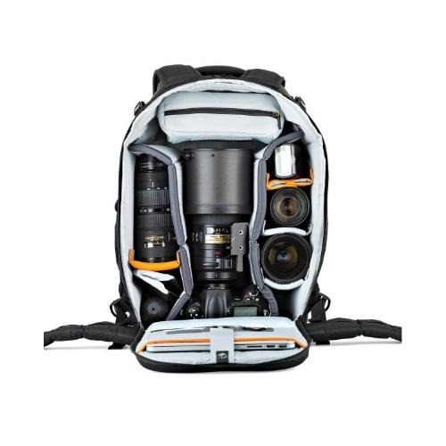 Flipside 500 AW II Backpack in Black Product Image (Secondary Image 6)