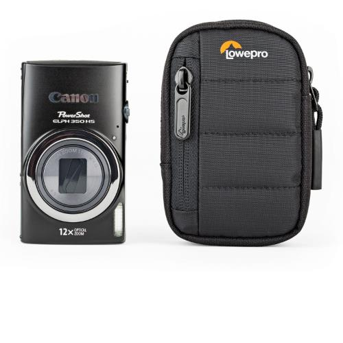Tahoe CS10 Camera Case in Black Product Image (Secondary Image 1)