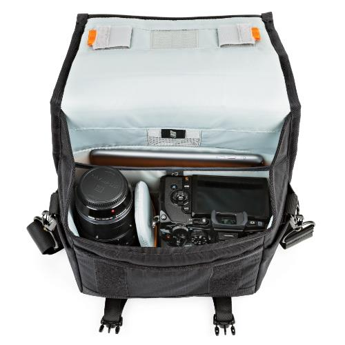 Lowepro m-Trekker SH 150 Black Product Image (Secondary Image 3)