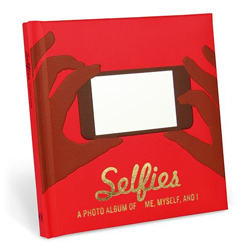 Selfies Photo Album Product Image (Primary)