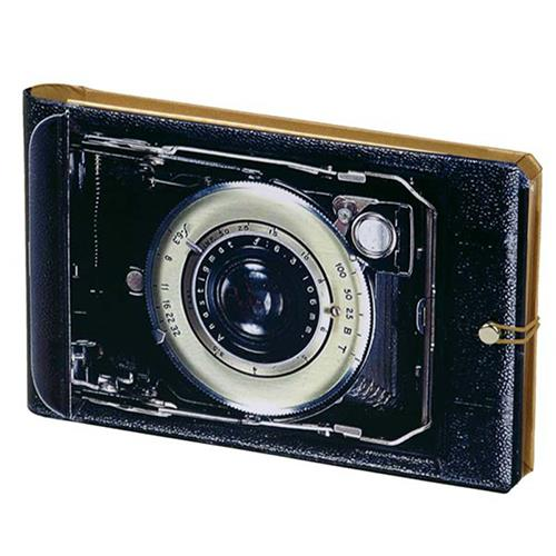 Vintage Camera Photo Album Product Image (Primary)