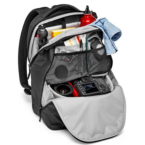MANFROTTO NX BACKPACK GREY Product Image (Secondary Image 1)