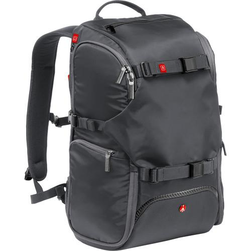 Advanced Travel Backpack in Grey Product Image (Primary)