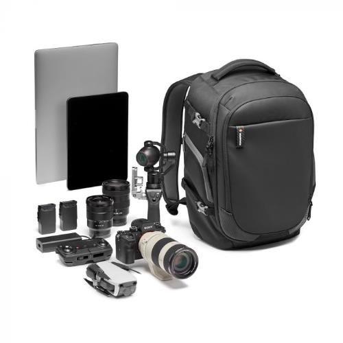 ADVANCED2 GEAR BACKPACK M Product Image (Secondary Image 4)
