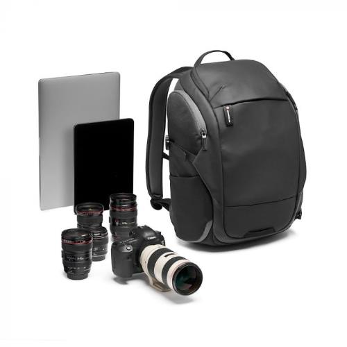 ADVANCED2 TRAVEL BACKPACK M Product Image (Secondary Image 4)