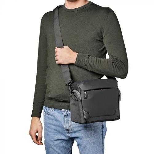 ADVANCED2 SHOULDER BAG L Product Image (Secondary Image 4)