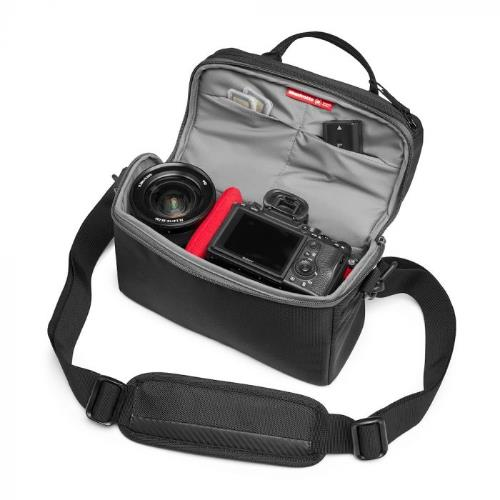ADVANCED2 SHOULDER BAG M Product Image (Secondary Image 1)