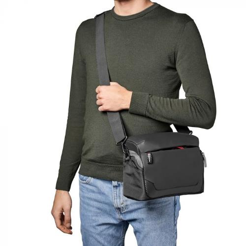 ADVANCED2 SHOULDER BAG M Product Image (Secondary Image 4)
