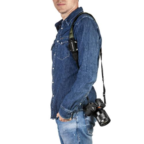 MANF Street CSC Camera Strap Product Image (Secondary Image 4)