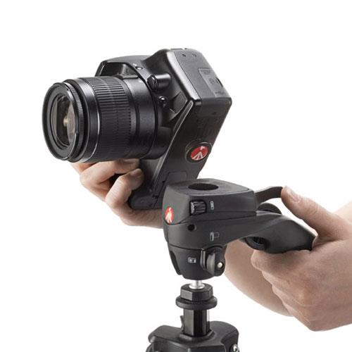 MANF COMPACT ACTION TRIPOD KIT Product Image (Secondary Image 2)