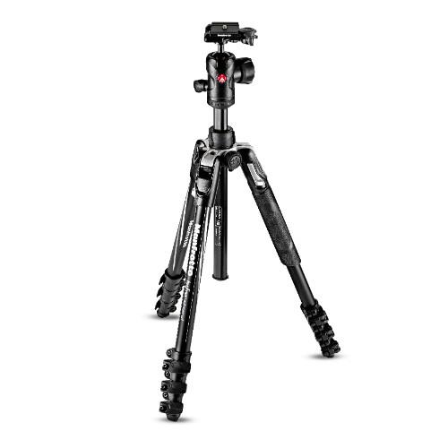 BeFree Advanced Aluminium Travel Tripod Lever, ball head Product Image (Primary)