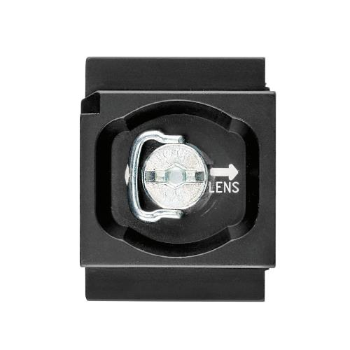 MANFROTTO 200PL Plate Alumi Product Image (Secondary Image 1)