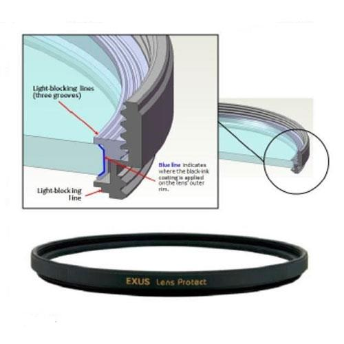 MARUMI EXUS LPRO FILTER 39MM Product Image (Secondary Image 1)