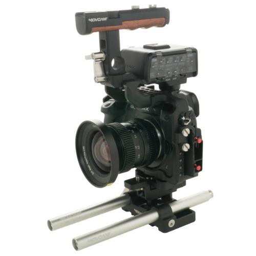 Movcam Pana GH5/5s Cage Kit Product Image (Primary)