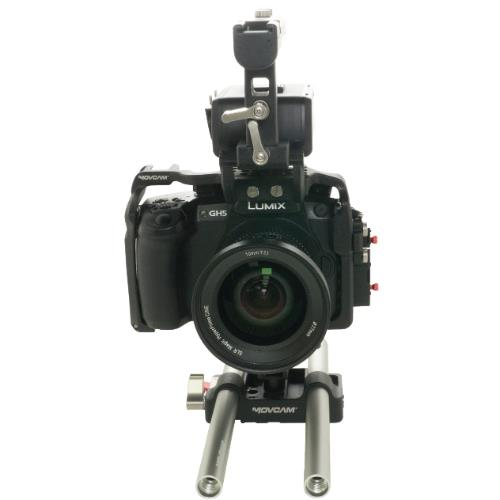 Movcam Pana GH5/5s Cage Kit Product Image (Secondary Image 1)