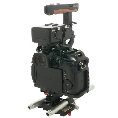Movcam Pana GH5/5s Cage Kit Product Image (Secondary Image 2)