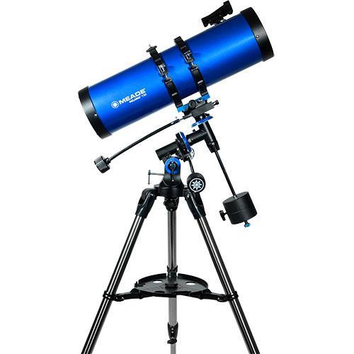 Polaris 130 EQ3 Reflector Telescope Product Image (Secondary Image 1)