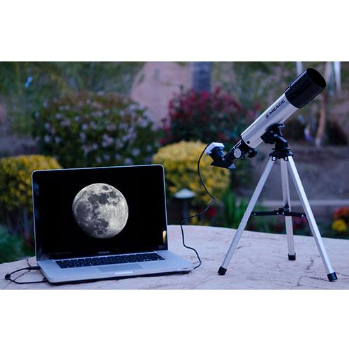 Lunar Observer and Imager Telescope Product Image (Secondary Image 1)