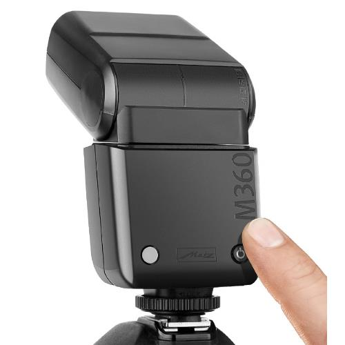 METZ M360 FLASHGUN SONY Product Image (Secondary Image 2)