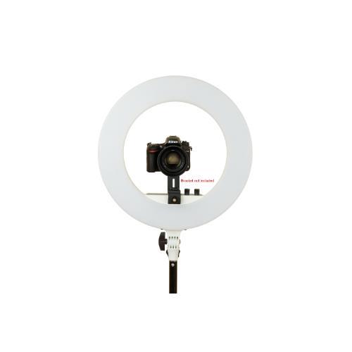 NanGuang LED Ring Light V48C W Product Image (Secondary Image 1)