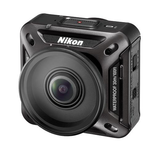 Silicone Jacket Black for KeyMission 360 Action Camera - Black Product Image (Secondary Image 1)