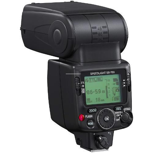 SB-700 Speedlight Product Image (Secondary Image 1)