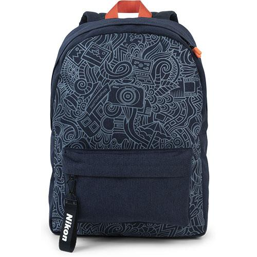 Coolpix W150 Camera Blue Backpack Kit Product Image (Secondary Image 2)