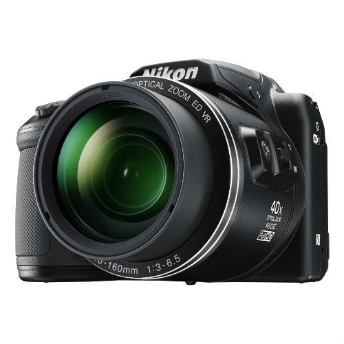 Coolpix B500 Digital Camera in Black Product Image (Secondary Image 2)