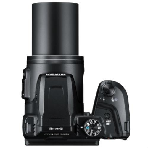 Coolpix B500 Digital Camera in Black Product Image (Secondary Image 8)