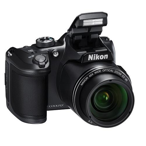 Coolpix B500 Digital Camera in Black Product Image (Secondary Image 10)
