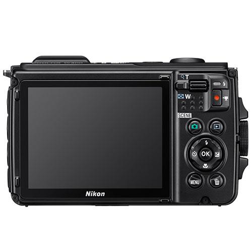 Coolpix W300 Camera in Black Product Image (Secondary Image 2)