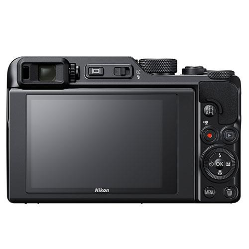 Coolpix A1000 Digital Camera in Black  Product Image (Secondary Image 2)