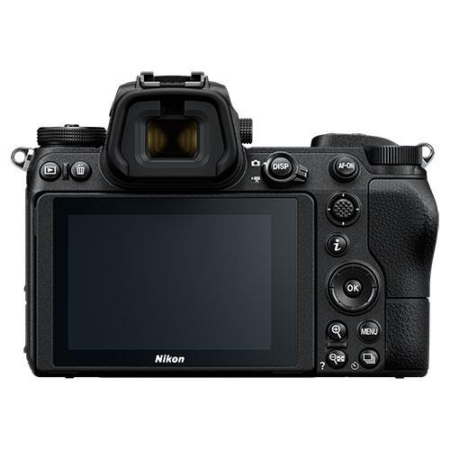 Z 6 Mirrorless Camera Body  with FTZ Mount Adapter Product Image (Secondary Image 1)