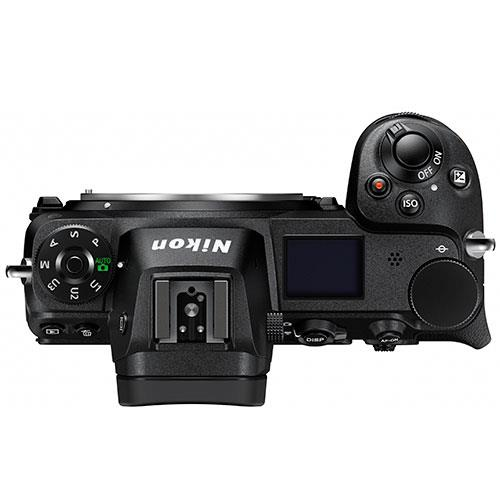 Z 6 Mirrorless Camera Body  with FTZ Mount Adapter Product Image (Secondary Image 2)