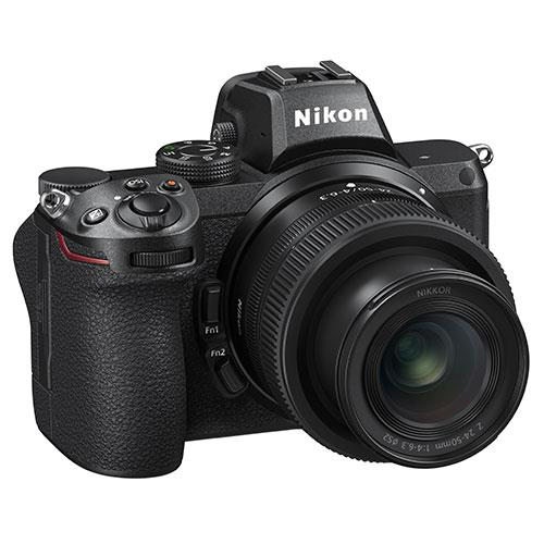 Z 5 Mirrorless Camera with Nikkor Z 24-50mm f/4-6.3 lens and FTZ Mount Adapter Product Image (Secondary Image 3)