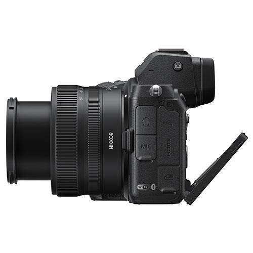 Z 5 Mirrorless Camera with Nikkor Z 24-50mm f/4-6.3 lens and FTZ Mount Adapter Product Image (Secondary Image 5)