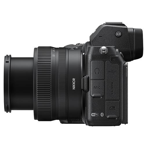 Z 5 Mirrorless Camera with Nikkor Z 24-50mm f/4-6.3 lens and FTZ Mount Adapter Product Image (Secondary Image 7)